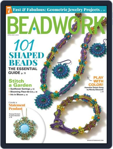 Beadwork April 1st, 2019 Digital Back Issue Cover