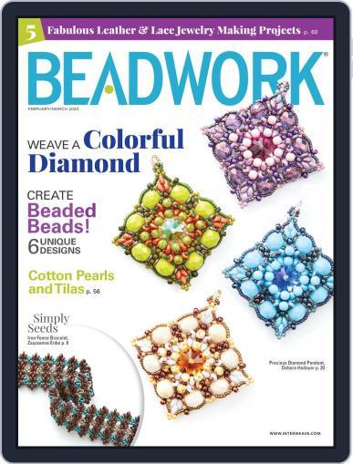 Beadwork February 1st, 2020 Digital Back Issue Cover
