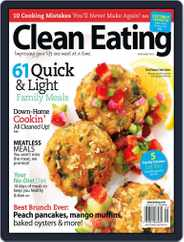 Clean Eating (Digital) Subscription April 1st, 2011 Issue