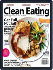 Clean Eating (Digital) Subscription October 28th, 2011 Issue