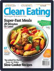 Clean Eating (Digital) Subscription December 15th, 2011 Issue