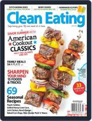 Clean Eating (Digital) Subscription June 14th, 2012 Issue
