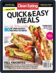 Clean Eating (Digital) Subscription October 9th, 2012 Issue
