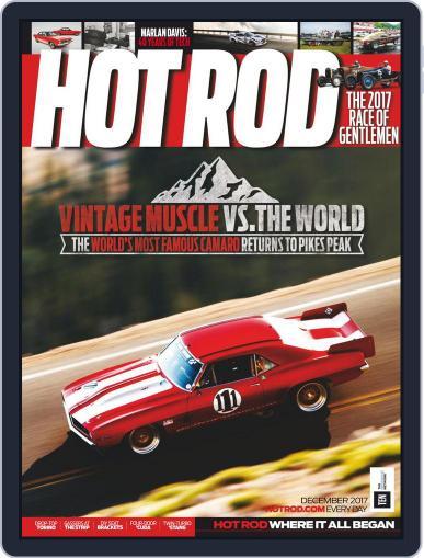 Hot Rod December 1st, 2017 Digital Back Issue Cover