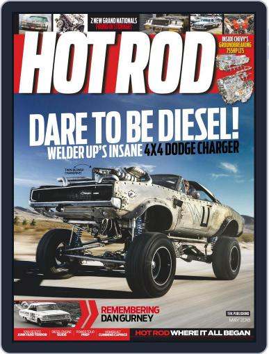 Hot Rod May 1st, 2018 Digital Back Issue Cover