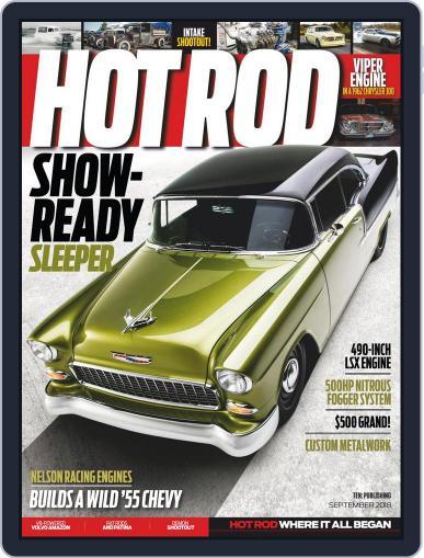 Hot Rod September 1st, 2018 Digital Back Issue Cover