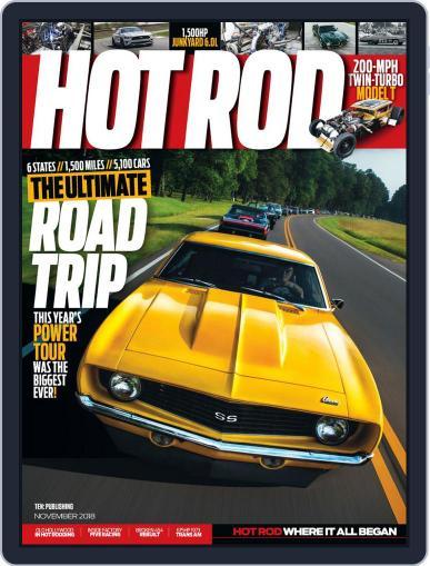 Hot Rod November 1st, 2018 Digital Back Issue Cover