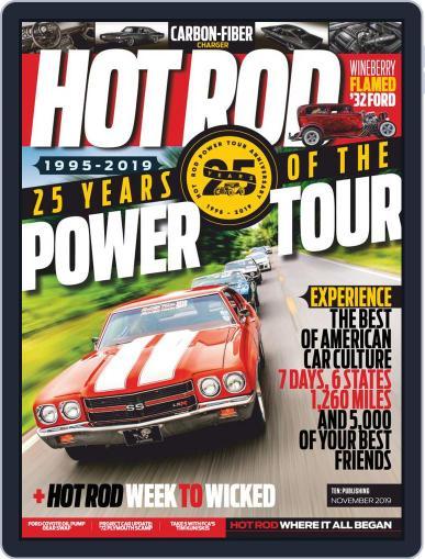 Hot Rod November 1st, 2019 Digital Back Issue Cover