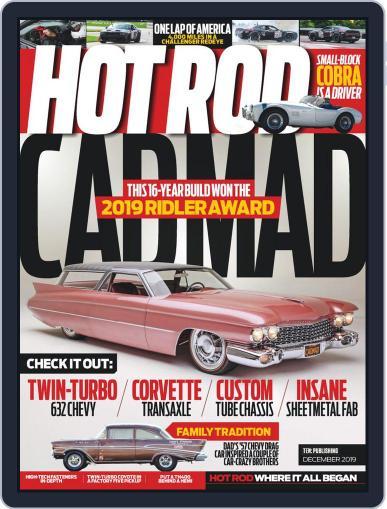 Hot Rod December 1st, 2019 Digital Back Issue Cover