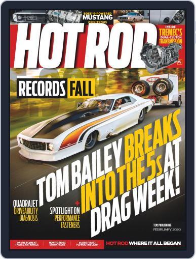 Hot Rod February 1st, 2020 Digital Back Issue Cover