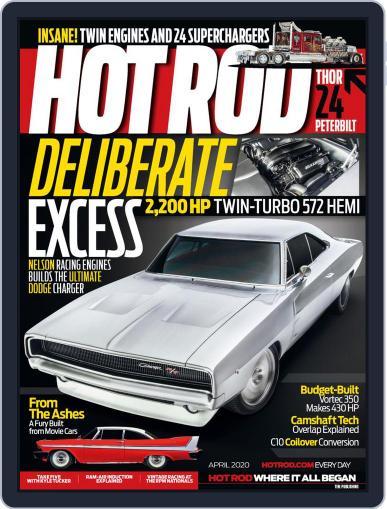 Hot Rod April 1st, 2020 Digital Back Issue Cover