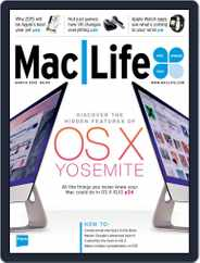 MacLife (Digital) Subscription March 1st, 2015 Issue