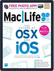 MacLife (Digital) Subscription June 1st, 2015 Issue