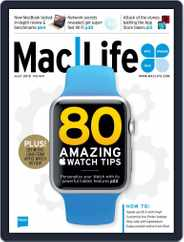 MacLife (Digital) Subscription July 1st, 2015 Issue