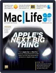 MacLife (Digital) Subscription September 1st, 2015 Issue