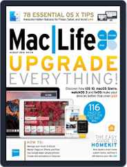 MacLife (Digital) Subscription July 26th, 2016 Issue