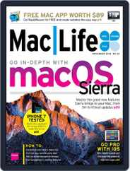 MacLife (Digital) Subscription November 1st, 2016 Issue