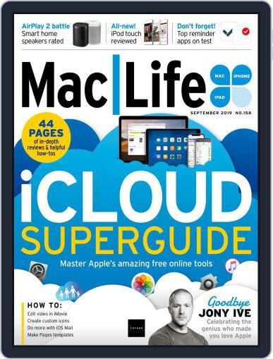 MacLife September 1st, 2019 Digital Back Issue Cover