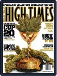 High Times (Digital) Subscription August 19th, 2008 Issue