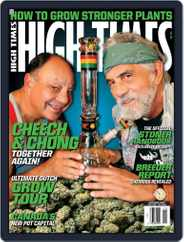 High Times (Digital) Subscription September 16th, 2008 Issue