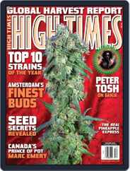 High Times (Digital) Subscription October 14th, 2008 Issue