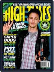 High Times (Digital) Subscription November 18th, 2008 Issue