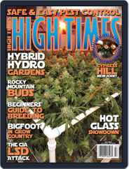 High Times (Digital) Subscription May 18th, 2010 Issue