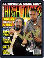 High Times (Digital) Subscription June 15th, 2010 Issue