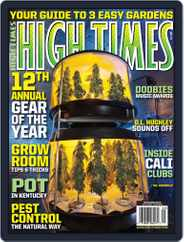 High Times (Digital) Subscription July 13th, 2010 Issue