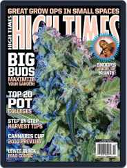 High Times (Digital) Subscription August 17th, 2010 Issue