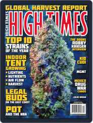 High Times (Digital) Subscription October 12th, 2010 Issue