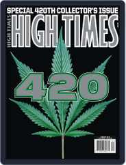 High Times (Digital) Subscription November 18th, 2010 Issue
