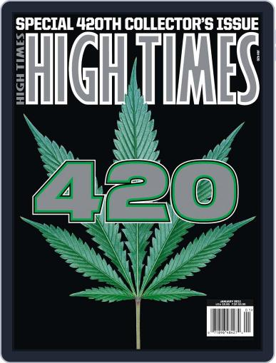 High Times November 18th, 2010 Digital Back Issue Cover