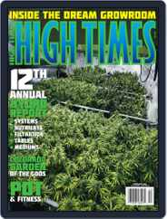 High Times (Digital) Subscription December 16th, 2010 Issue