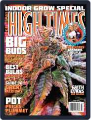 High Times (Digital) Subscription January 25th, 2011 Issue