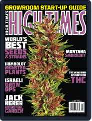 High Times (Digital) Subscription April 22nd, 2011 Issue