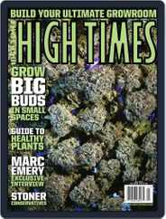 High Times (Digital) Subscription May 17th, 2011 Issue