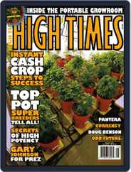 High Times (Digital) Subscription June 14th, 2011 Issue