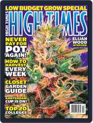 High Times (Digital) Subscription August 16th, 2011 Issue