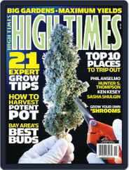 High Times (Digital) Subscription September 19th, 2011 Issue
