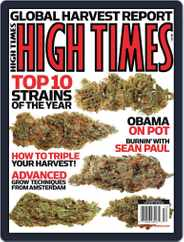 High Times (Digital) Subscription October 11th, 2011 Issue