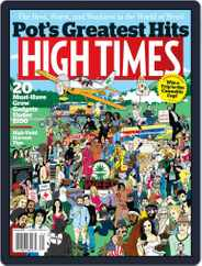 High Times (Digital) Subscription November 16th, 2011 Issue