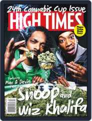 High Times (Digital) Subscription February 15th, 2012 Issue