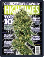 High Times (Digital) Subscription October 12th, 2012 Issue