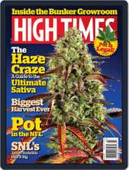 High Times (Digital) Subscription January 22nd, 2013 Issue