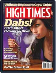 High Times (Digital) Subscription May 17th, 2013 Issue