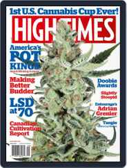 High Times (Digital) Subscription June 11th, 2013 Issue