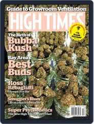 High Times (Digital) Subscription August 16th, 2013 Issue