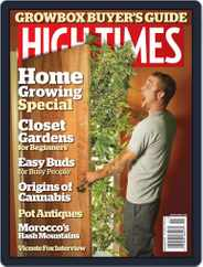High Times (Digital) Subscription September 11th, 2013 Issue