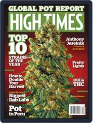 High Times (Digital) Subscription October 8th, 2013 Issue